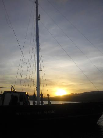 Sundowner Sunset Cruises: sunset cruise