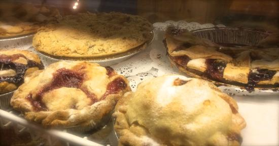 The Bunnery Bakery & Restaurant: Pies