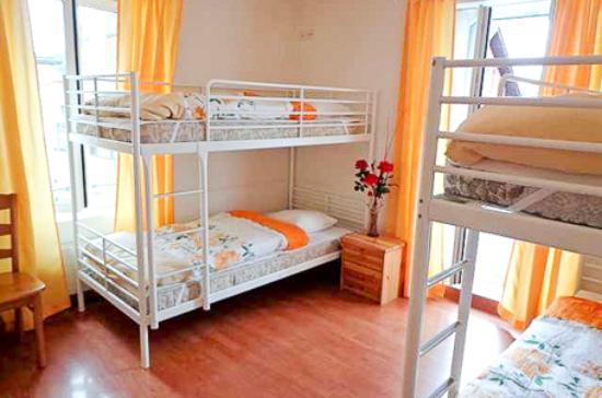 Bellpark Hostel : 4 Dormitory