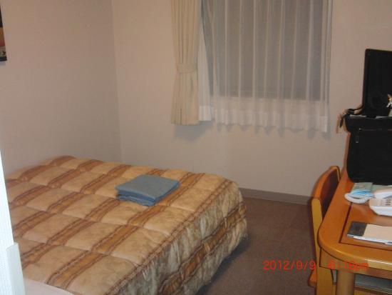 Route-Inn Gurantia Akita Spa Resort: 部屋