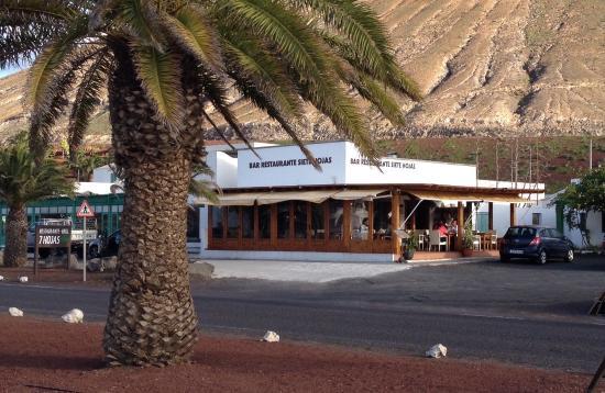 Grill Restaurant 7 Hojas