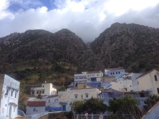 Dar Dalia: The view from the front door