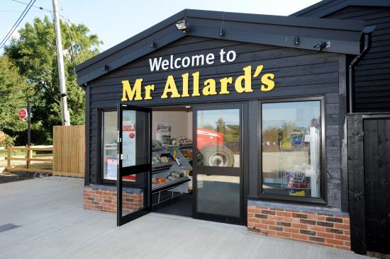 Mr Allards Cafe