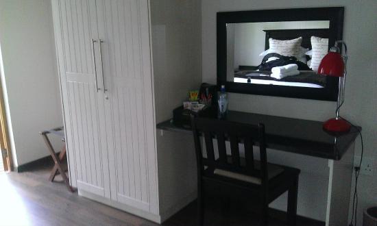 Haggards Hilldrop: View of Room