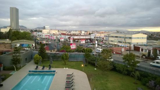 Ibis Antananarivo Ankorondrano: Vue de la chambre
