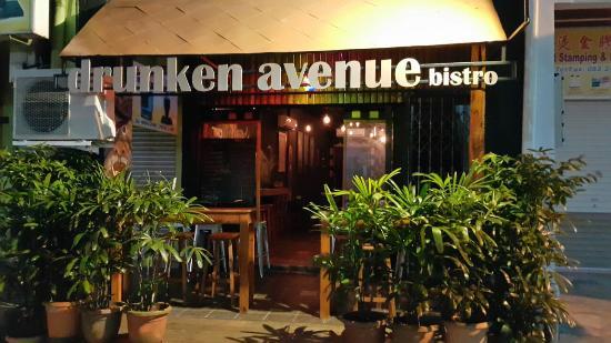 Drunken Avenue Bistro
