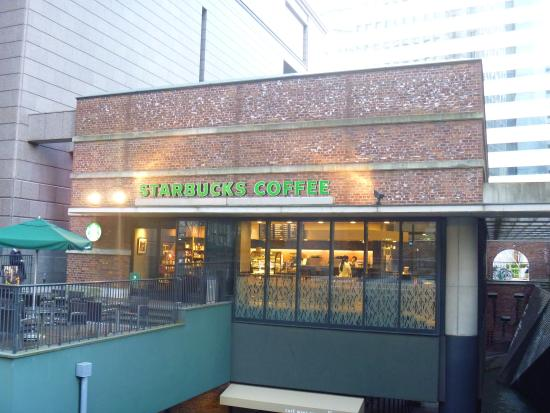 全景 Picture Of Starbucks Coffee Osaka Garden City Kita