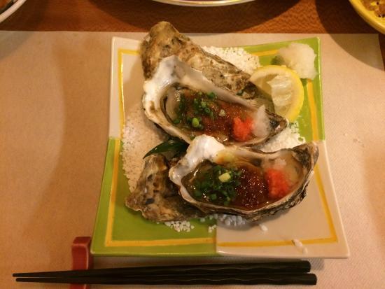 Restaurant Japonais Kiyomizu: Oyster