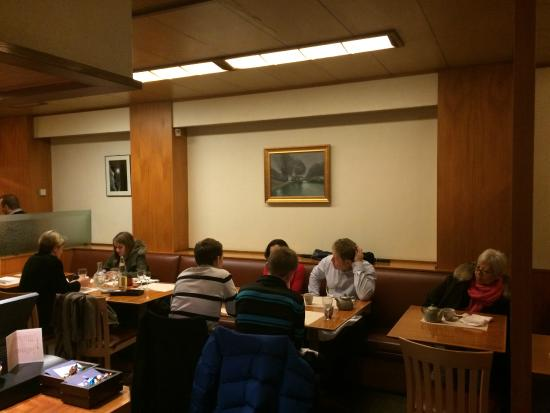 Restaurant Japonais Kiyomizu: Inside view