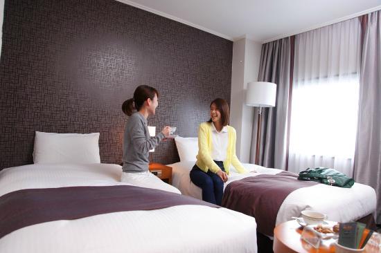 Hotel Castle Yamagata: 女性同士の楽しい旅行