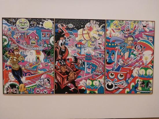 Museum of Contemporary Art: ERRO au MAC Lyon