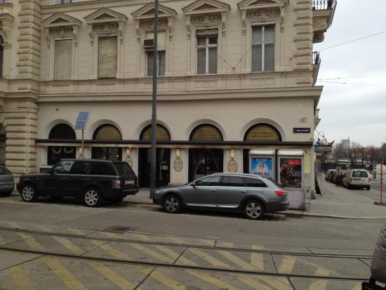 Cafe Bellaria Wien