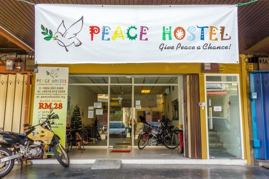 Peace Hostel