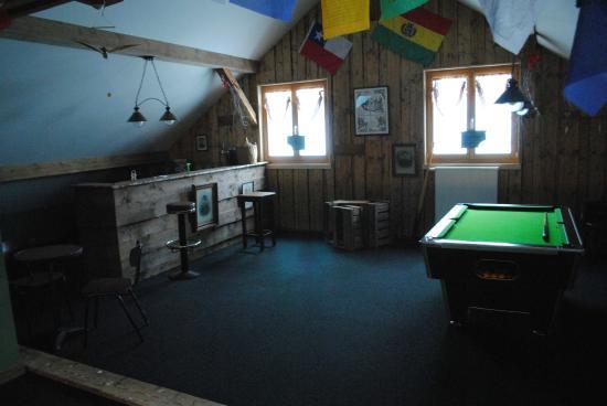 Chez Jeanmyvonne : Billard