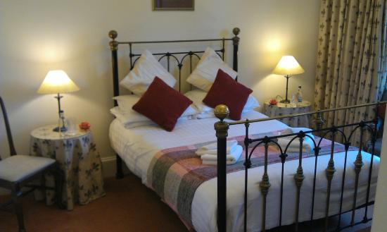 Kirkconnel Hall Hotel: One of our Honeymoon Suites