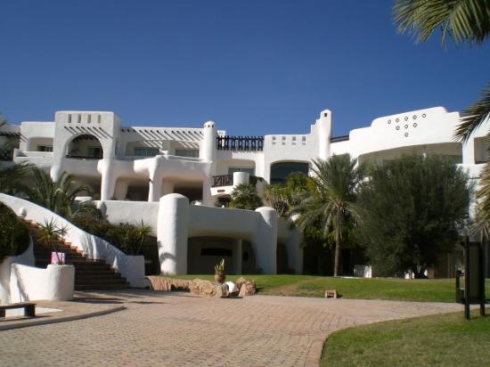 Hotel picture of odyssee resort thalasso zarzis for Hotels zarzis