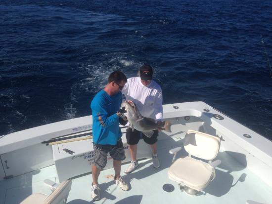 Great fishing on therapy iv in miami beach picture of for Deep sea fishing miami