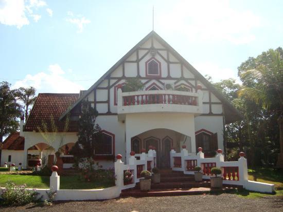 Barrinha, SP: Sede da Estância