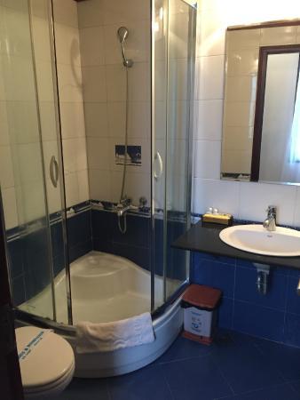 Hanoi Street Hotel: バスルーム