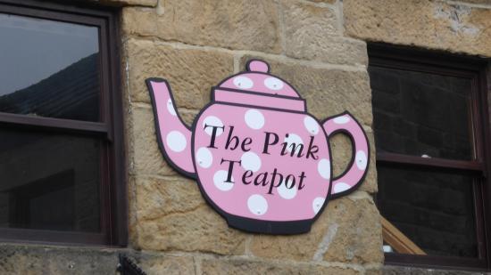 The Pink Teapot Cafe