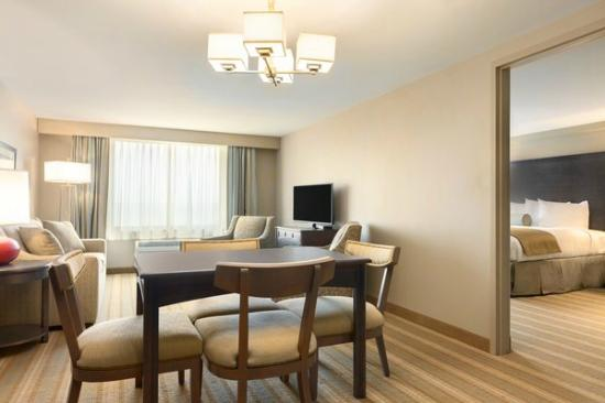If you need to stay for a while, book a Suburban Extended Stay Hotel by Choice Hotels. Our hotels offer great value on extended stays.