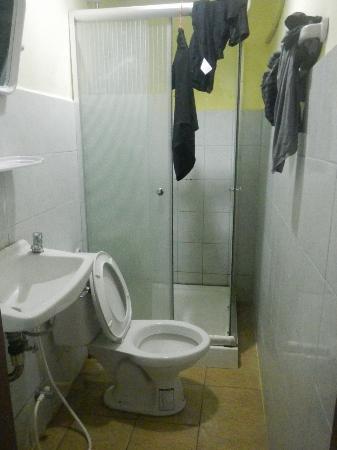 Chanta Guest House : トイレ