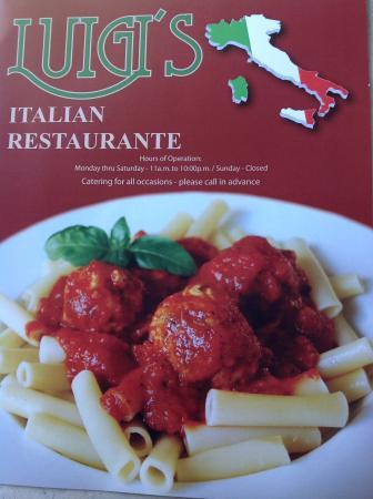 Luigi S Italian Restaurant Des Moines Iowa