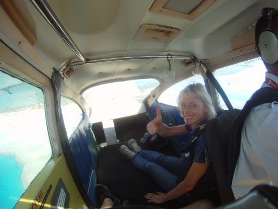 Skydive Fiji : Когда если не сейчас ?