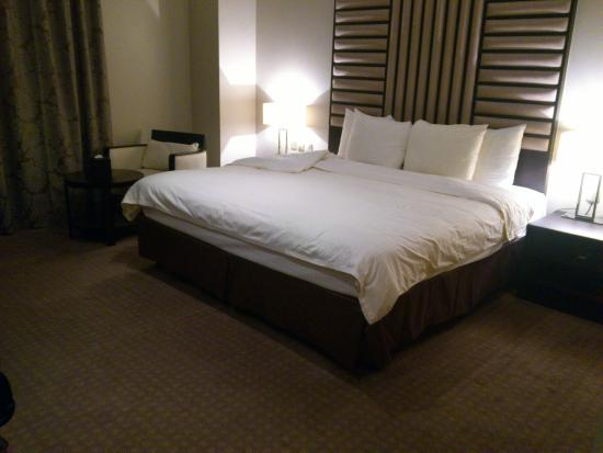The K Hotel: Confortable bed