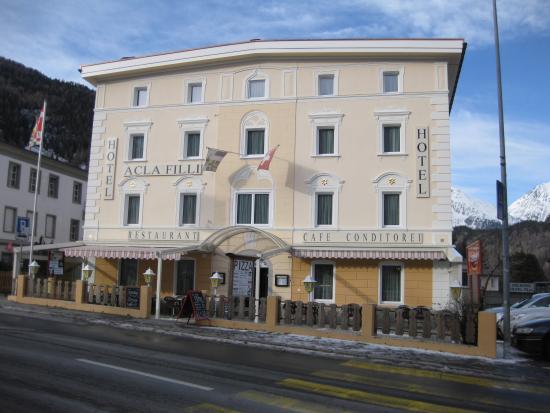 Hotel Acla-Filli: Filli