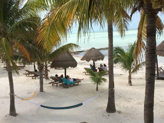 Amaité Hotel & Spa: Playa