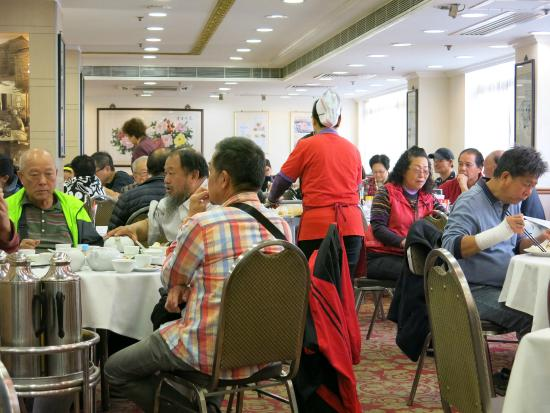 Tai Wing Wah Restaurant: Banquet Hall Dining Style