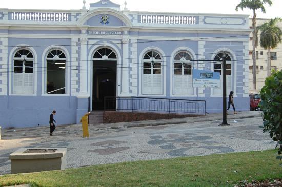 Museu Historico de Mato Grosso