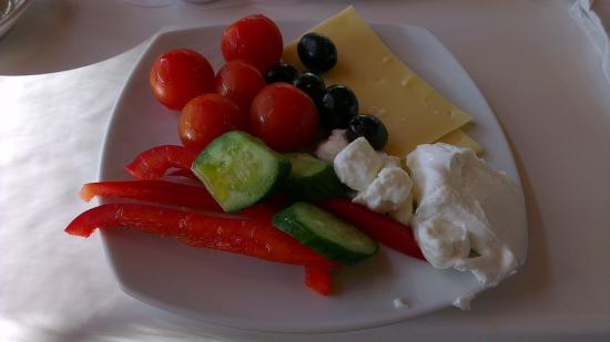 Nof Tavor Hotel: Healthy berakfast