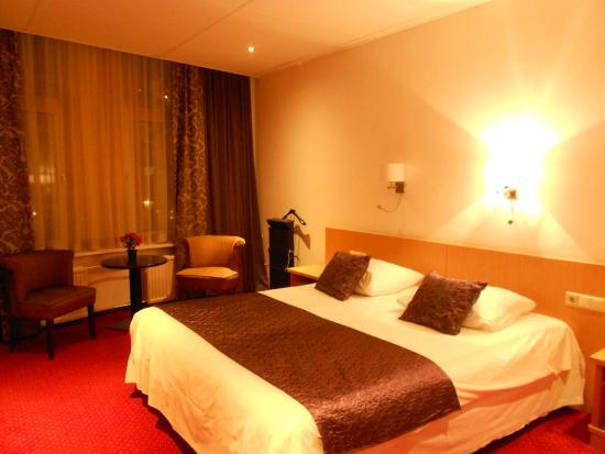 Hotel Milano : Cosy bed