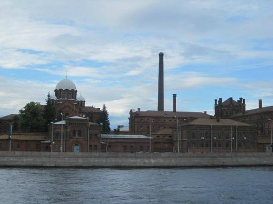 Kresty Prison Tour
