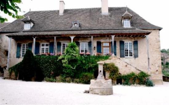 Montagny-lès-Buxy, France : Exterieur
