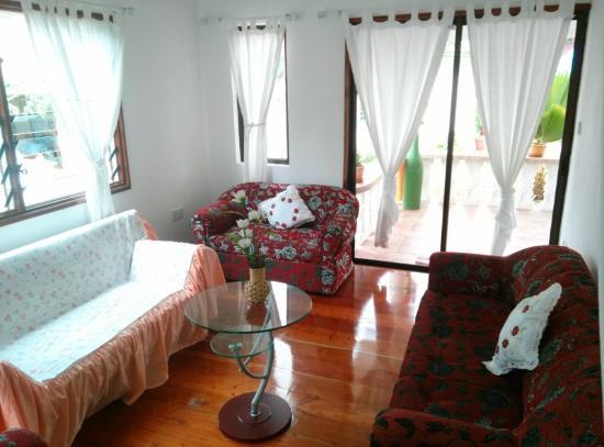 La Passe: Wohnbereich