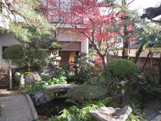 Hangetsuan garden