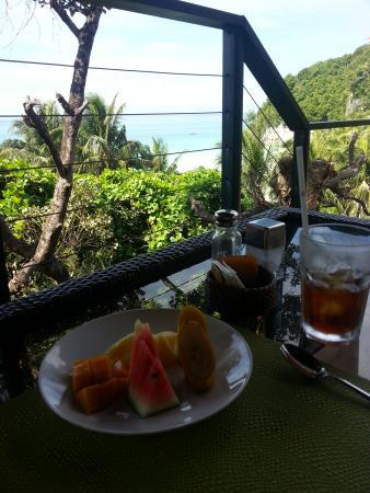 Punta Rosa Boutique Hotel: завтрак