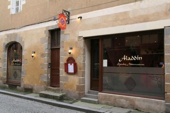 Restaurant aladdin dans rennes avec cuisine libanaise for Aladdins cuisine