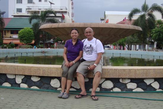 Nam Phou Fountain