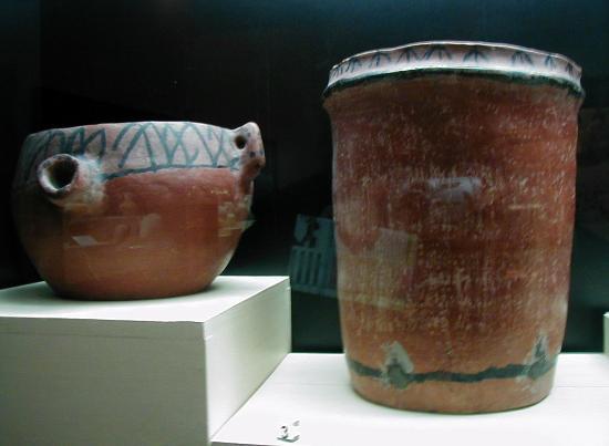 Moknine, Tunesien: Berber pottery