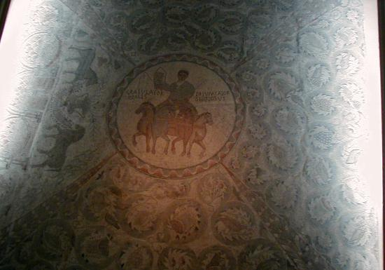 Moknine, Tunesien: Mosaic