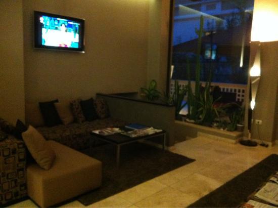 Villa dei Platani Boutique Hotel & Spa: Sala d'attesa