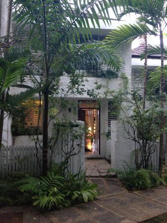 Goblin Hill Villa Front Entrance 2 Bedrooms Photo De Goblin Hill Villas At San San Port