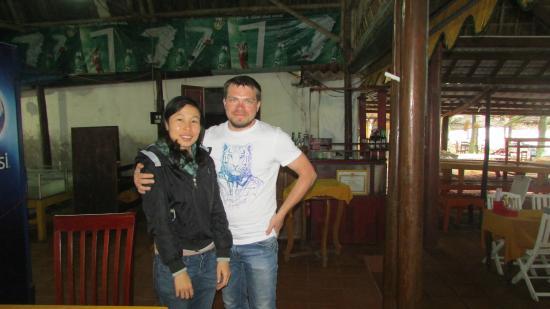 Hon Restaurant - Hoi An: Мы в Хон