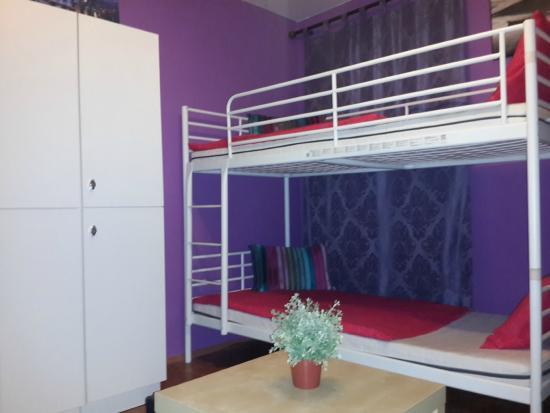 Hostel Marrakesh: Female dormitory
