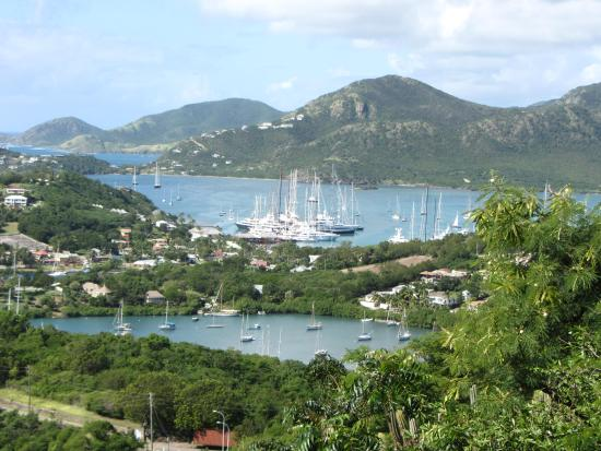 Antigua und Barbuda: English Harbor