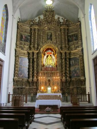 Santa Iglesia Catedral: Another altarpiece in Catherdal of La Laguna